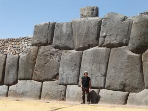 Sacsayhuaman. PERÚ 2010.
